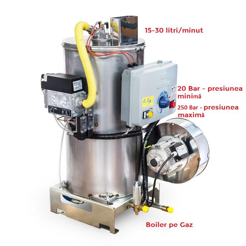 Boiler Mazzoni industrial pe Gaz